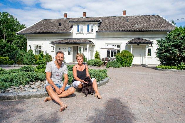 Kreutz gate 18, May-Iren Sæther og Jarle Sæther