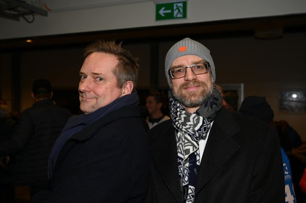 Anders Hantveit, Jon Helge Einås