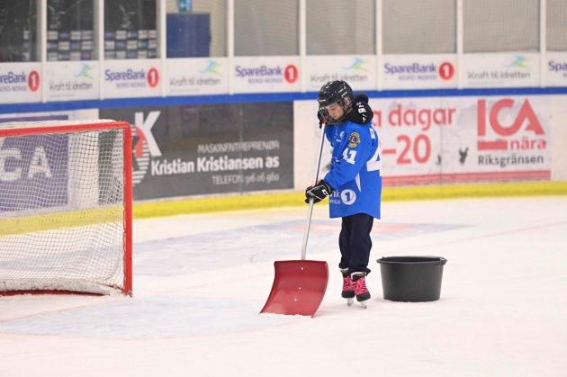 arctic eagles narvik ishockeyklubb nordkraft arena oktober 2020 manglerud star ishockey