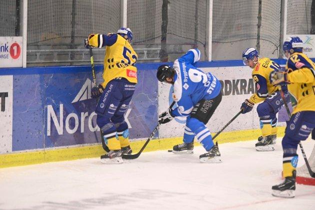 arctic eagles narvik ishockeyklubb nordkraft arena ishockey Storhamar nov 20
