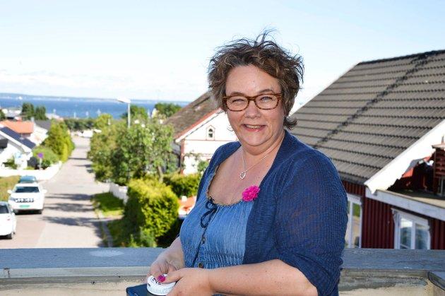 Anne Grethe Hauan