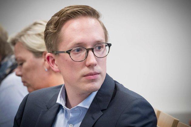 TALENT: Kristian Tonning Riise er et stort politisk talent, og man kan ikke vente at han vil gå på gress for Hedmark Høyre i tre og et halvt år dersom han ikke får topplass på lista nå, skriver innsenderen.
