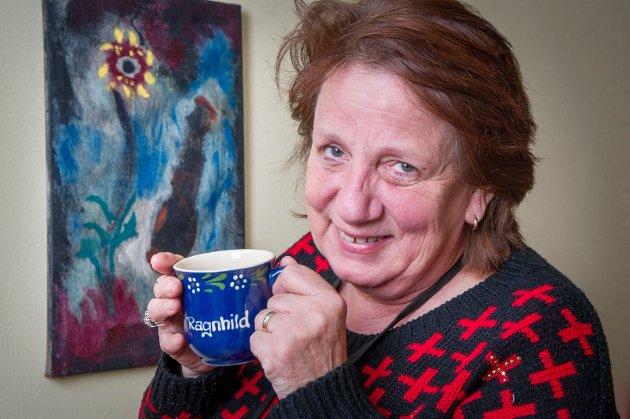 ANALOG: Ragnhild Gusterudmoen reagerer på det hun kaller digitalismen.