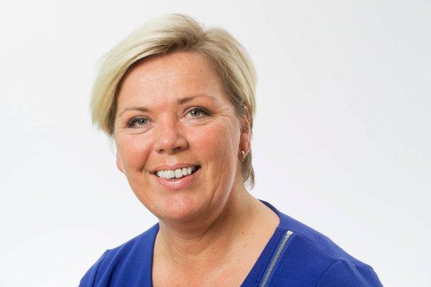 FORNØYD: Lederen i Sør-Odal Høyre, Anne-Mette Øvrum, er tilfreds med at Viken ønsker Sør-Odal velkommen.