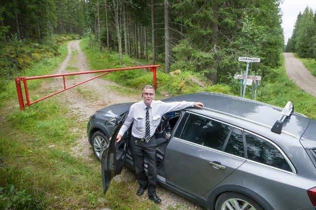 FÅ VET: I løpet av et år var det kun én passasjer som benyttet seg av transport-tilbudet fra Kongsvinger til Svullrya.