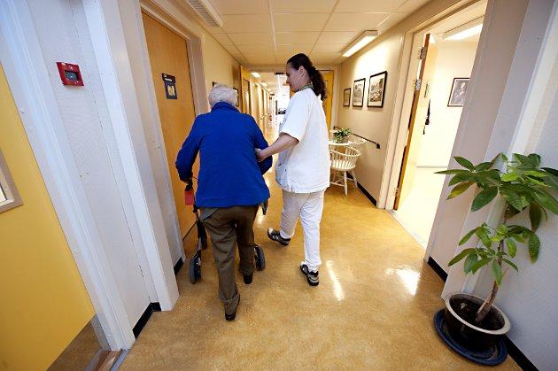 KUTT: Vi er sterkt imot at det skal kuttes i bemanningen  hos tilrettelagte tjenester, hjemmetjenester og helsehuset. Det har vi vært tydelige på, skriver Anne Mette Iversen og Cecilie Bjørnsdatter Andersen, hovedtillitsvalgte Fagforbundet Lillehammer kommune.
