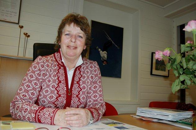 Ida Aaen Kristiansen kritiserer ordfører Brit Kramprud Lundgård.