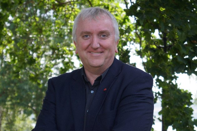 BEST I LANDET: Arbeiderpartiet jobber målbevisst med at Innlandet skal ha Norges beste videregående skole, sier fylkestingsrepresentant Bjørn Jarle Røberg-Larsen.