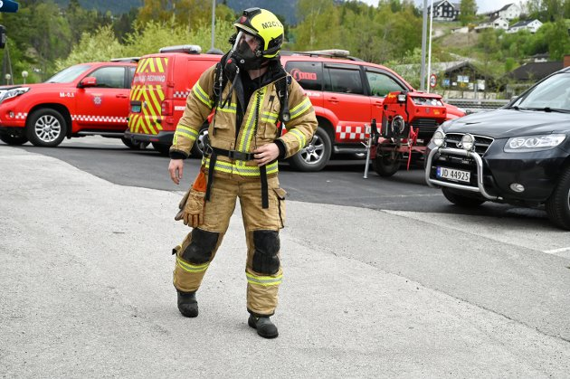 BRANNVESEN: Samarbeid på tvers av kommunegrenser, men behold brannmannskap i bygda.