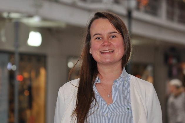 Marit Knutsdatter Strand, stortingsrepresentant for Oppland Senterparti