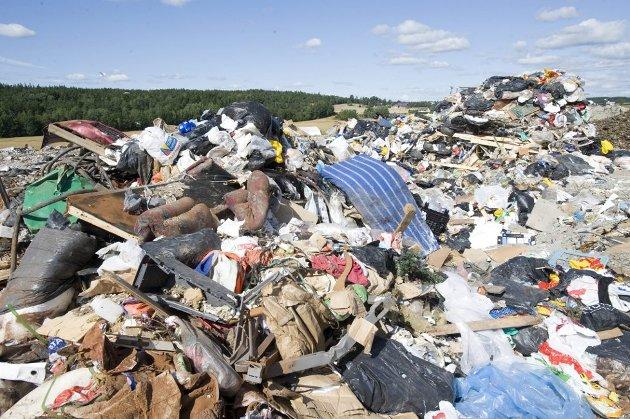 Politikerne tror det finnes noen uutnyttede økonomiske muligheter på Rokke-søpla.