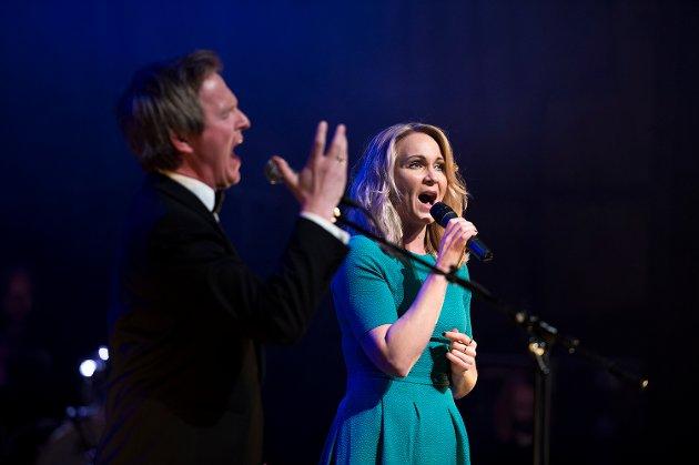 Aasmund Kaldestad og Christina Brynildsen.
