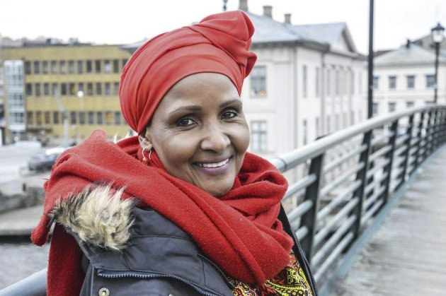 Viktig: Safia Abdis Haases budskap om utdanning er vel verdt å lytte til. Arkivfoto: Hans-Petter Kjøge