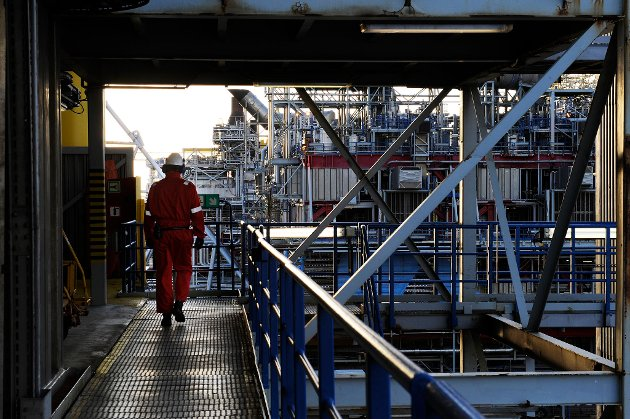 - Som et olje- og gasselskap med lang fartstid fra norsk sokkel, er det en selvfølge at vi lever opp til kravene som blir stilt, skriver Kjetil Hjertvik, pressekontakt Wintershall Dea.