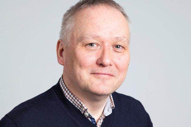Leif Wasskog, leder i Finnmark Venstre.