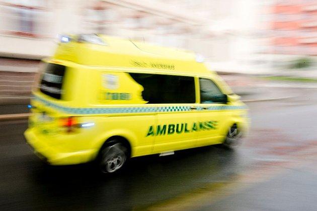 KRITISK: Irene Ojala er kritisk til omlastning i ambulansetransport.