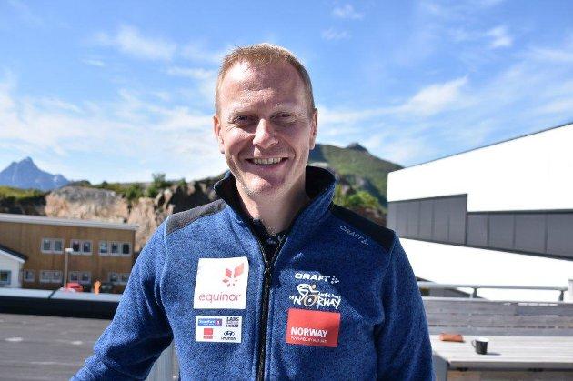 – Den viktigste grunnen til at vi er der vi er i dag, er nettopp at hele Nord-Norge har grepet muligheten, og gått sammen om å skape noe unikt, skriver Knut-Eirik Dybdal, daglig leder i Arctic Race of Norway.