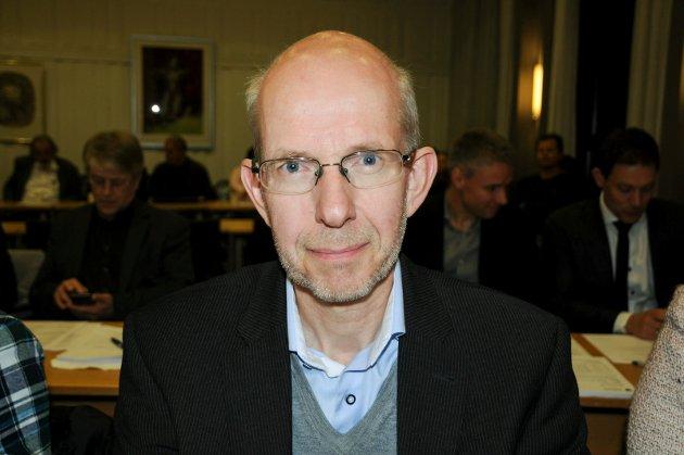 Kritiserer lokalavisen: Harald Ringstad fra Sørumsand.