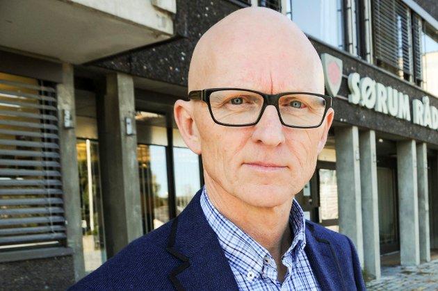 Lars Tallhaug, Sørum Arbeiderparti