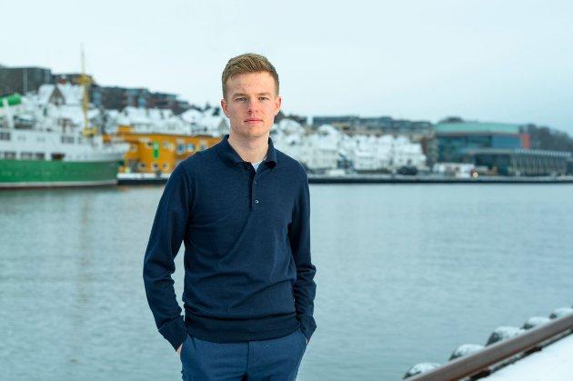 Hadle Rasmus Bjuland, Håbu og 2. kandidat på Rogaland KrFs stortingsliste