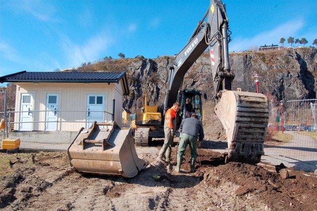 Dulpen: Store jobber, som krever ingeniørkompe-tanse i kommunen, venter i åra framover.Arkivfoto