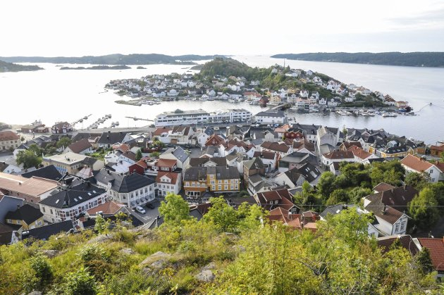 Byplan: Kragerø Bys Venner oppfordrer de politiske partiene til å gjøre vedtak om at også Kragerø skal få sin byplan.. Arkivfoto: Espen Solberg Nilsen