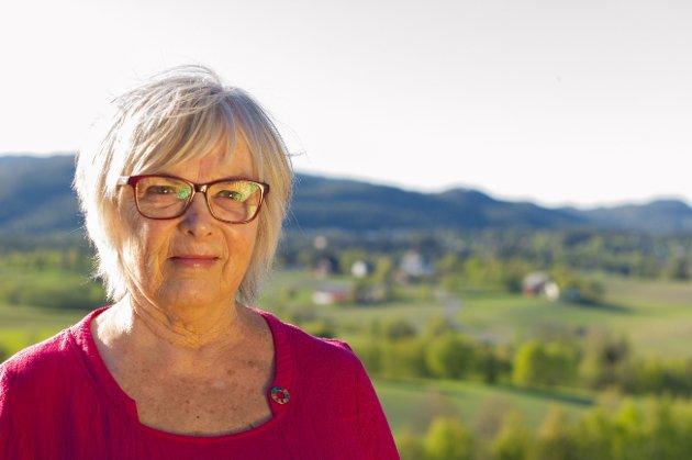INNSENDER: Ragnhild Håkonsen.