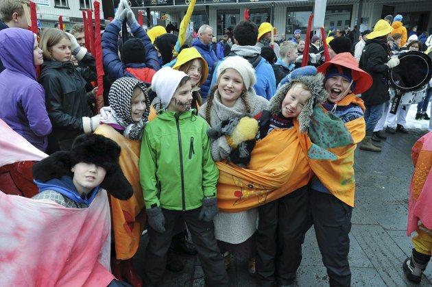 Torsketoget anno onsdag 22. mars 2017 i Svolvær.