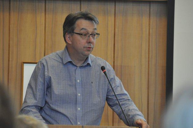 NEI: Leder i Vågan Høyre, Børge Larsen, sier Vågan Høyre vil realisere et folkehelsebad