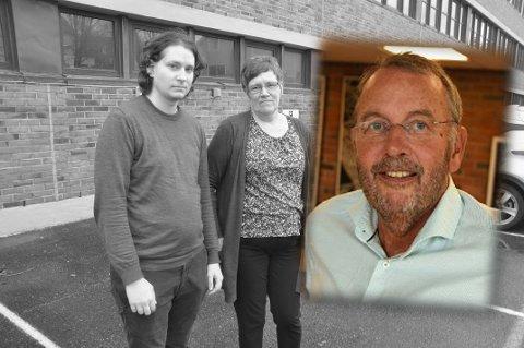 Pål Krüger svarer på kritikken han nylig fikk fra fagforeningenes Kim-Remi Sandvær og Gunn Evy Kristensen.