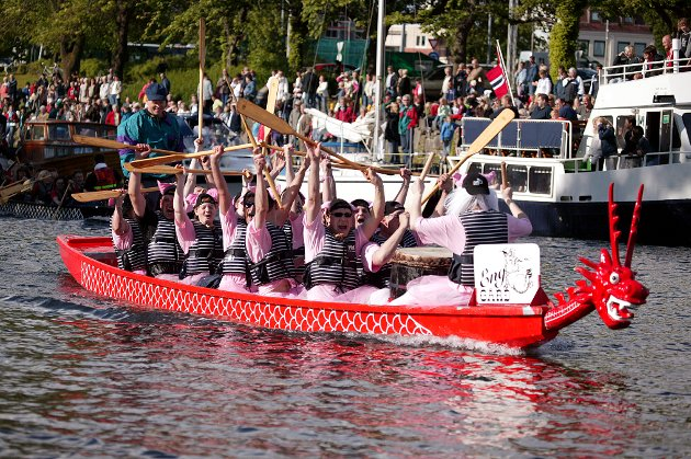 Dragebåtfestival 2005