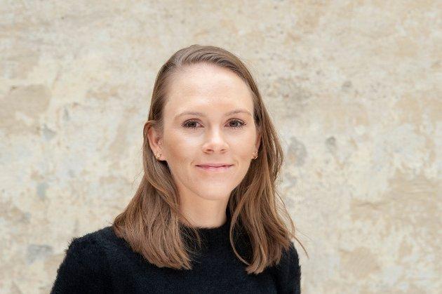 Marte Hortemo, kommunikasjonsrådgiver i Fortum
