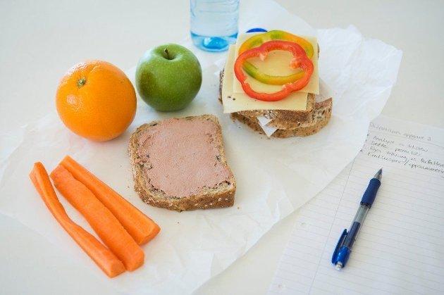 Alle trenger et næringsrikt påfyll midt på dagen