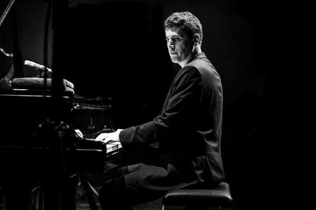 Frank Woeste er en strålende tangentør, komponist og arrangør.