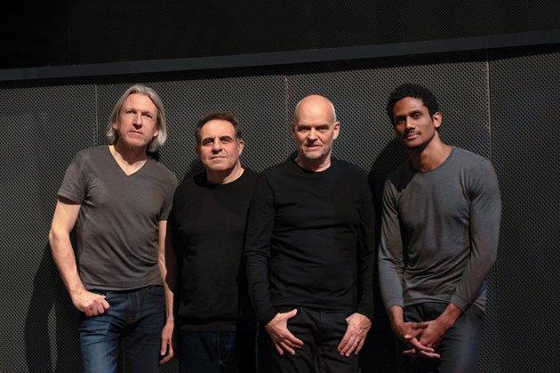 Magnus Öström, John Parricelli, Lars Danielsson og Grégory Privat - Liberetto - du verden så inderlig.
