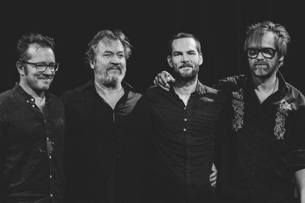 Johan Lindström, Nils Petter Molvær, Jo Berger Myhre og Erland Dahlen - bandet sitt det!