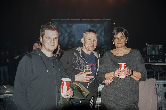 Dream Theater Trondheim Spektrum 20. januar 2020