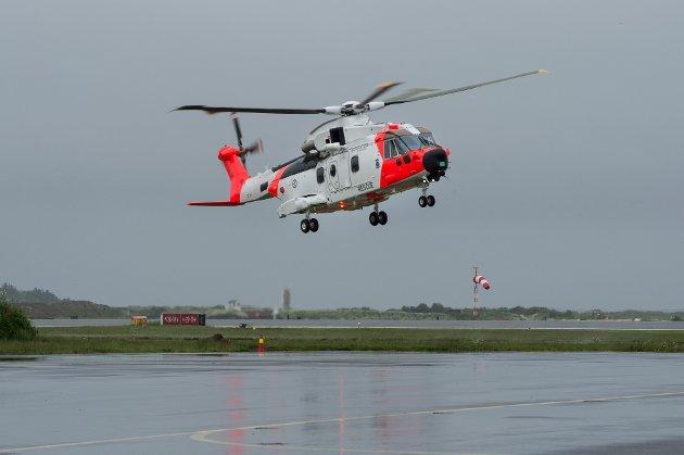 De nye helikoptrene vil ha langt større rekkevidde, større hastighet og bedre evne til å operere i dårlig vær, enn Sea King, skriver Hårek Elvenes, forsvarspolitisk talsmann i Høyre. Foto: Carina Johansen / NTB