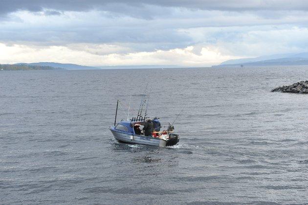UTBYGGING: - Vi kan ikke godta at baker rettes for smed i denne saken ved at fiskerne må bære kraftkonsesjonærenes byrder, skriver NJFF-lederne i Innlandet.