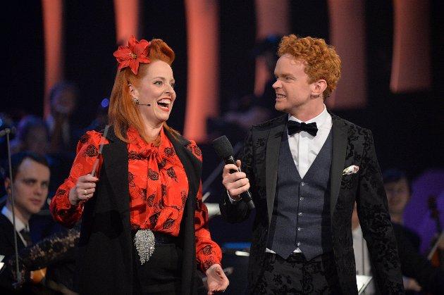 MORO-TV: Silya Nymoen er en av deltakerne under årets sesong av Maestro på NRK som ledes av Mikkel Niva.
