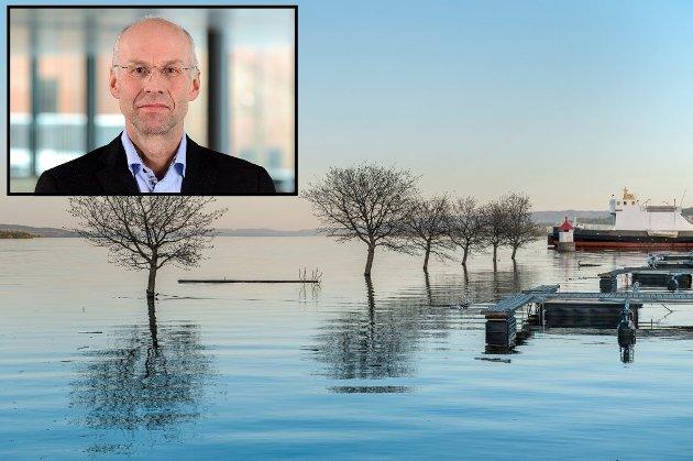 BEREDSKAP: - Koronakrisen gjør det sannsynlig at vi i år kan måtte håndtere to eller flere kriser samtidig., skriver Per Morten Lund i Statens Vegvesen.