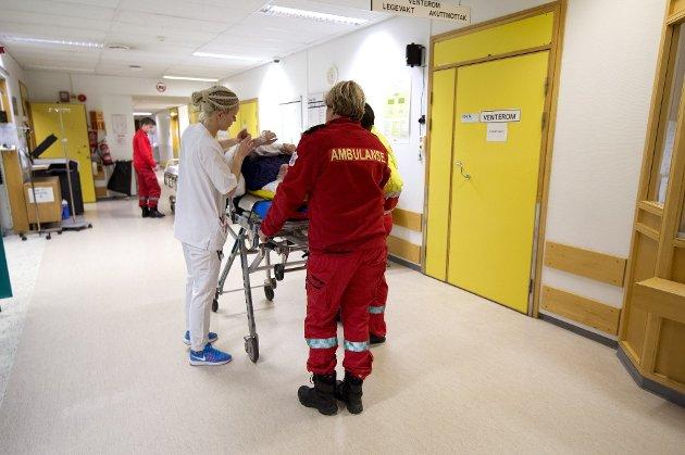 SVAR: Roy Heine Olsen ønsker at Sykehuset Innlandet kommer med noen faktaopplysninger til sykehusdebatten.