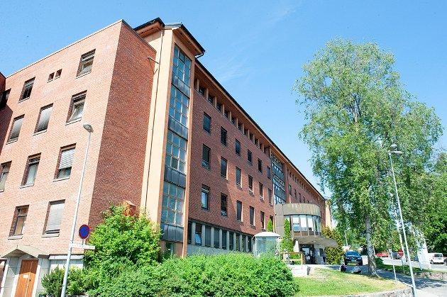 Sykehus: Gjøvik sykehus må videreutvikles mener skribenten. Arkivfoto.