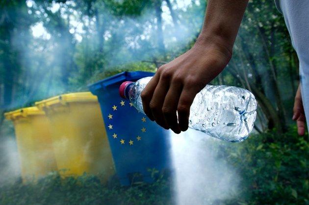 EU går forran på kildesortering og kamp mot plastavfall