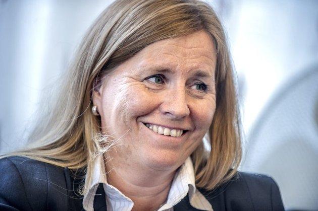 ENGASJERER SEG: – Målet for alle bør være å få mange flere kvinner inn i kommunestyrene, fylkestingene og ordførersetene etter valget i 2019, skriver Anne Kristine Linnestad i dette innlegget.