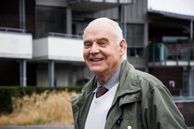 Olav Bergene Holm