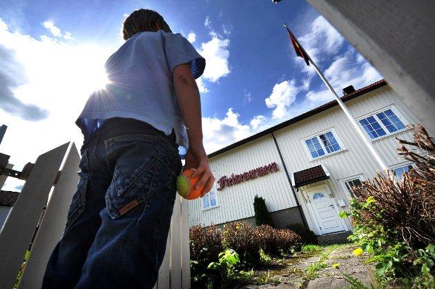 Hva gjør Larvik for å bekjempe barnefattigdom? skriver ansvarlig redaktør Eirik Haugen i ØP i denne kommentaren.