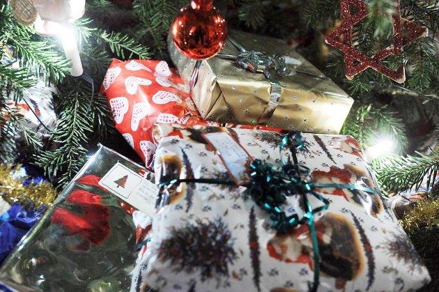 Julegaver: Pakker er en viktig del av jula for de fleste av oss. Noen blir mer mystiske enn andre.