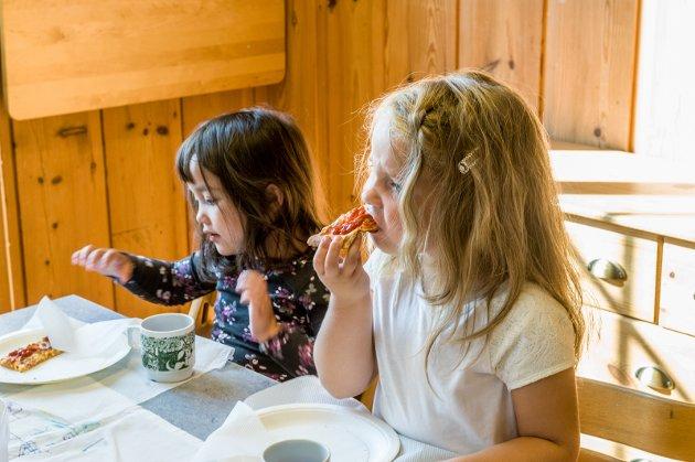 Hakkebakkeskogen barnehage 30 år