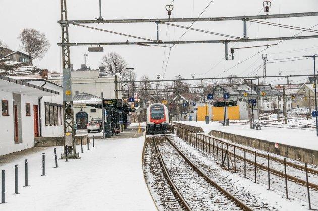 TOG TAPER: Kostbar utbygging av jernbanen vil ikke kunne forsvares verken transportøkonomisk eller miljømessig, skriver Per Manvik.
